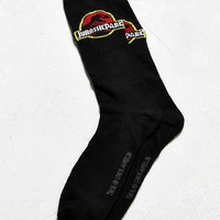 Jurassic Park Sock | Urban Outfitters
