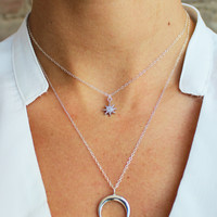 Starbrite Necklace - Christine Elizabeth Jewelry