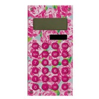 Lilly Pulitzer - Calculator - First Impression