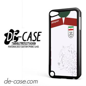 Iran Soccer Jersey For Ipod 5 Ipod Touch 5 Case Phone Case Gift Present YO