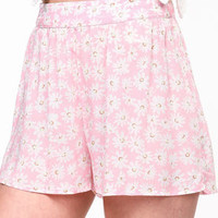Bloom Woven Shorts - LoveCulture