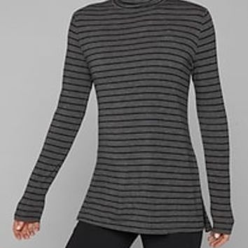 Threadlight Stripe Layering Turtleneck | Athleta