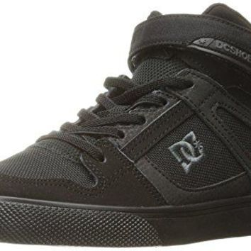 DC Kids' Youth Spartan High EV Skate Shoes Sneaker