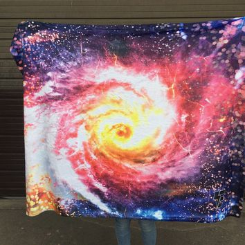 Space Hole Blanket