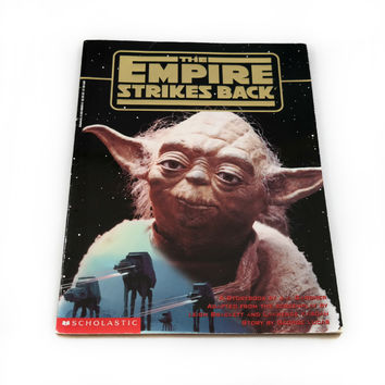 VINTAGE Star Wars Book
