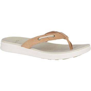 Women's Adriatic Thong Flip Flop by Sperry