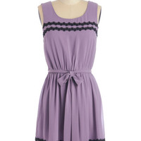 ModCloth Mid-length Sleeveless A-line Saved By the Belle Dress