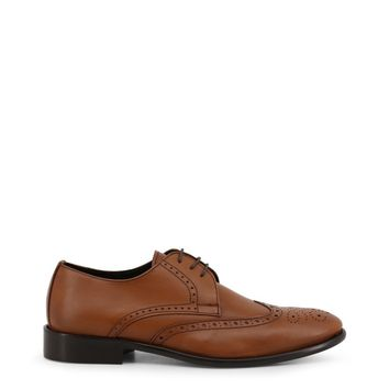 Made in Italia- Brogue Leather Shoes