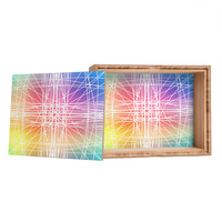 Lisa Argyropoulos Linear Colorburst Jewelry Box