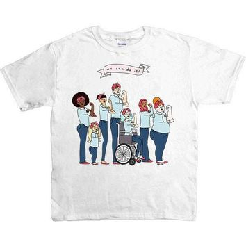 Intersectional Rosie -- Youth/Toddler T-Shirt