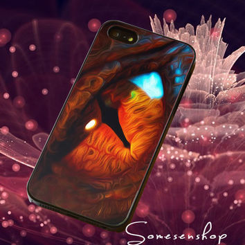Smaug eye ,The Hobbit Desolation of Smaug/CellPhone,Cover,Case,iPhone Case,Samsung Galaxy Case,iPad Case,Accessories,Rubber Case/2-4-17