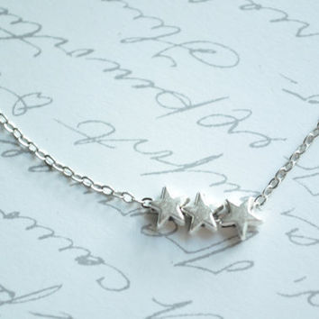 My Lucky Star necklace  Best friends mother by littlejarofhearts