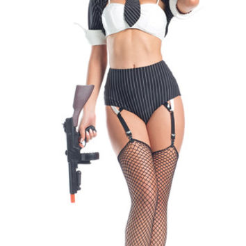 Jazzy Gangster Costume