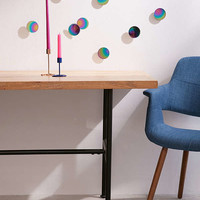 Iridescent Confetti Wall Decal Set | Urban Outfitters