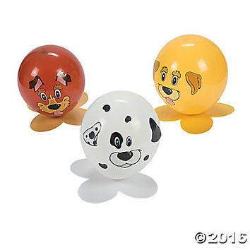 Puppy Dog Balloon Craft Kit Party Activity - Makes 12