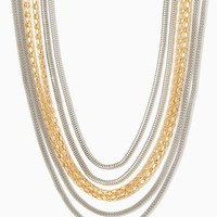 Chain Game Necklace   Fashion Jewelry   charming charlie