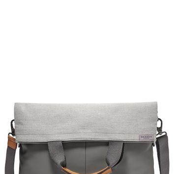 Men's Skagen 'Thrane' Coated Canvas Messenger Bag