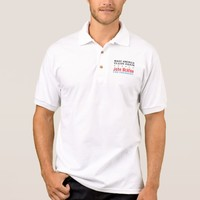 McAfee - Make America Clean Again Polo Shirt