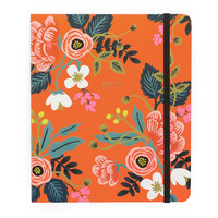 RIFLE PAPER CO. 2017 SCARLETT BIRCH FLORAL PLANNER