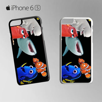 easter eggs in finding Dory for Iphone 4/4S Iphone 5/5S/5C/6/6S/6S Plus/6 Plus/7/7 Plus Phone case