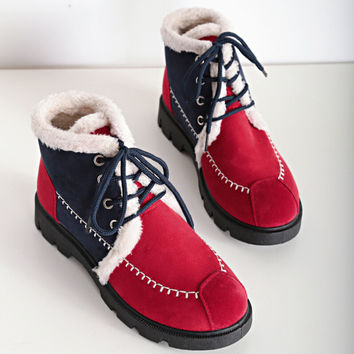 womens winter warm shoes gift