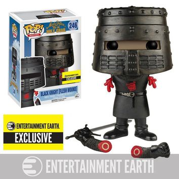 Black Knight [Flesh Wound] Monty Python Holy Grail Funko Pop! #246 EE Exclusive
