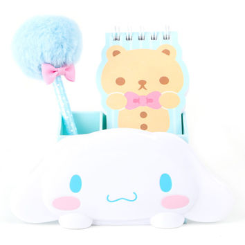 Cinnamoroll Memo Stand Set: Best Friends