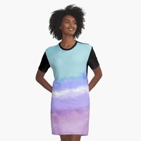 """fuse"" Graphic T-Shirt Dress by BillOwenArt 