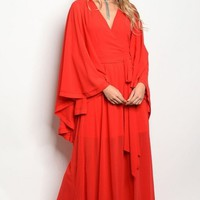FLASH SALE - Grace and Glamour Red Gown FINAL SALE!