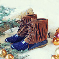 Glacier Frost Duck Boots