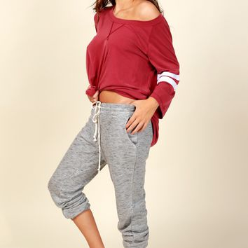 Sweat It Out Jogger Pant Grey
