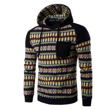 Men Hoodies and Hooded Jackets Sweatshirts Sportswear Pullovers Men's Casual Slim Fit Hoodies Hombre SM6