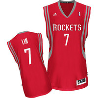 adidas Houston Rockets Jeremy Lin Youth (Sizes 8-20) Road Swingman Jersey