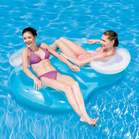 Double Ring Pool Float