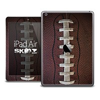 The Football Lace Skin for the iPad Air