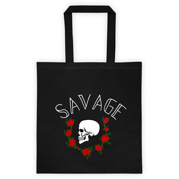 Savage Tote bag