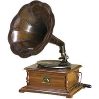 ANTIQUE RCA VICTOR PHONOGRAPH GRAMOPHONE REPLICA $500 - eBay... - Polyvore