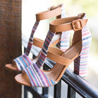 New To New Mexico Heels, Camel