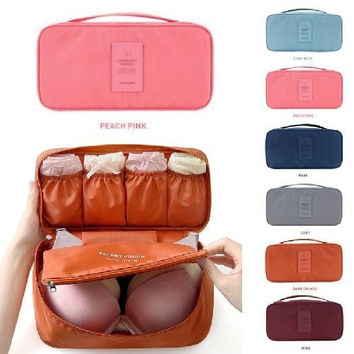 Travel Cosmetic Make Up Toiletry Holder Beauty Wash Organizer Storage Purse Bag Monopoly Pouch [8401096967]