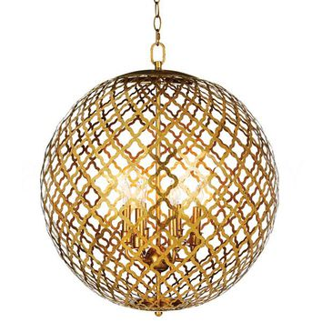 Buy Westbrook Orb design by Aidan Gray Online at Burkedecor – BURKE DECOR