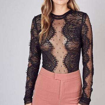 Lace Bodysuit