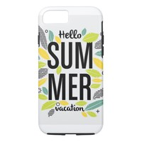 Summer Vacation iPhone 8/7 Case