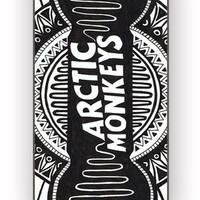 Arctic Monkeys Art for iPhone 4/4S Case *