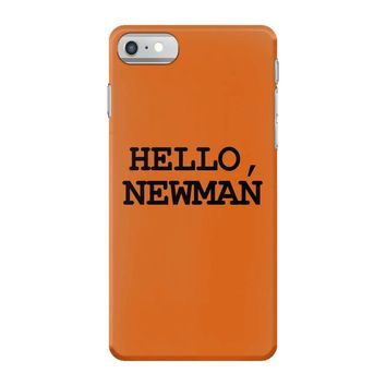hello newman funny t shirt seinfeld vandelay tee s 3xl iPhone 7 Case