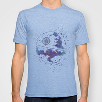 Star . Wars Death Star T-shirt by Carma Zoe