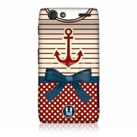 Amazon.com: Head Case Anchor Nautical Clothing Design Protective Back Case Cover for Motorola DROID RAZR XT910: Cell Phones & Accessories