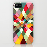 Color Star iPhone & iPod Case by Danny Ivan