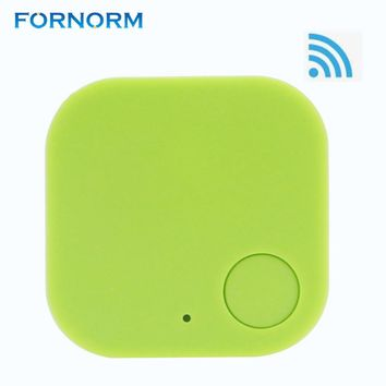 FORNOEM Smart Tag Wireless Bluetooth Tracker Alam Antilost Device Light Weight Item Finder for Mobilephone Wallet Key