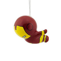 Hallmark Marvel Decoupage Figural Kawaii Ornament - Iron Man
