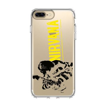 NIRVANA 2 iPhone and Samsung Galaxy Clear Case
